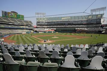 Baseball majeur Les partisans pourront retourner dans les stades de la Californie le 1eravril)