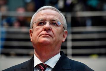 «Dieselgate» Une nouvelle accusation et une facture salée pour l'ex-patron de Volkswagen)