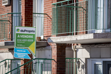 Immobilier Toujours plus abordable au Québec qu'ailleurs au Canada )