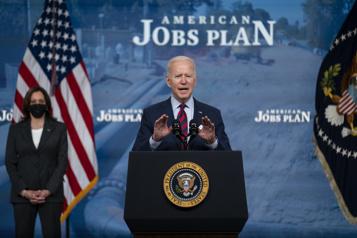 Investissements de 2000 milliards Biden juge son plan indispensable pour tenir tête à la Chine)
