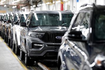 Les syndiqués de Ford votent pour un nouveau contrat de travail)