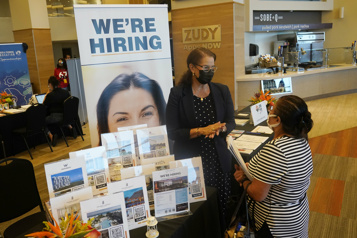 Nouvelle hausse des inscriptions au chômage aux États-Unis)