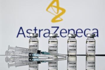 Annonce d'AstraZeneca Un autre type de vaccin)