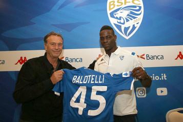 Mario Balotelli est la cible de racisme de son président