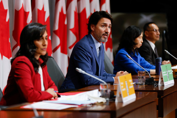 Vaccins Entente de principe entre Ottawa et AstraZeneca)