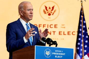 Joe Biden espère que Donald Trump assistera à la cérémonie d'investiture)