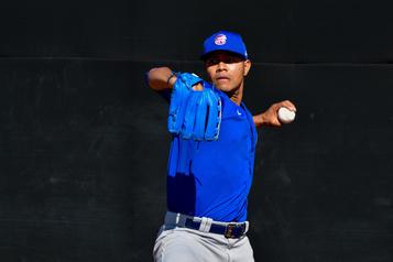 Jose Quintana des Cubs opéré au pouce)