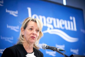Le salaire de la mairesse de Longueuil demeure au sommet au Québec