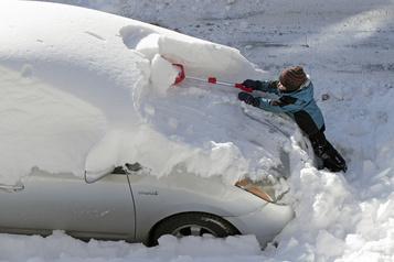 Dès samedi soir Jusqu'à 40cm de neige dans le sud-est du Québec )