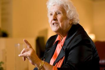 Maman Dion a ému «le Québec et le monde»