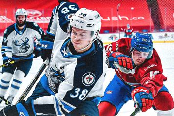 LAH Le Rocket s'incline en prolongation face au Moose)