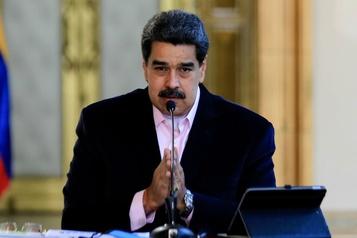 Nicolas Maduro demande l'aide des autres chefs d'État après son inculpation par Washington