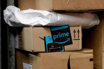 Entente entre Amazon et Cargojet