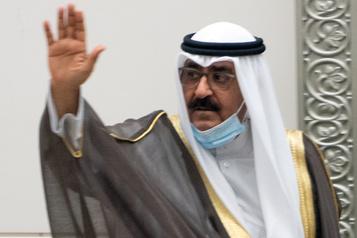 Kowe?t Le nouveau prince héritier confirmé par le Parlement)