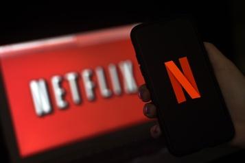 Netflix: l'action chute avec une croissance en baisse de nouveaux abonnés)