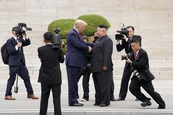 Politique étrangère: «Trump a fait beaucoup de dommages»)