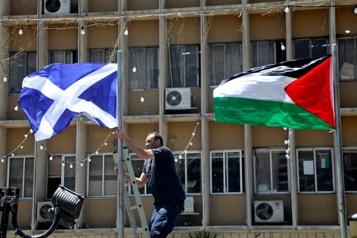 Palestine Washington ne pense pas qu'Isra?l commette d'??apartheid??)