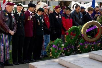 Seconde Guerre mondiale: les vétérans métis obtiennent reconnaissance