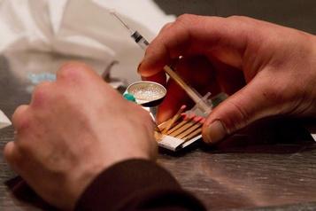 Les drogues injectables de plus en plus populaires