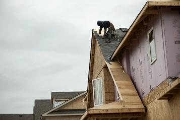 Immobilier résidentiel La construction a ralenti en août)