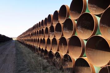 TC Énergie va de l'avant avec la construction de l'oléoduc KeystoneXL