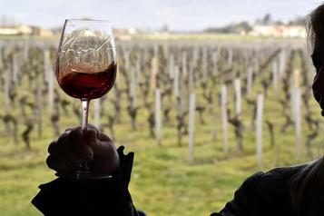 Les grands crus de Bordeaux courtisent les acheteurs)