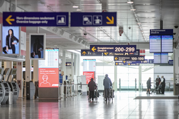 Aéroports de Montréal L'année2021 s'annonce pire que l'an dernier )