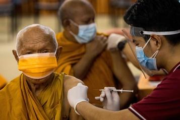 Bilan de la pandémie Plus de 3391000 morts dans le monde)