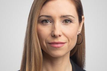 Entrevue avec Marie-Eve Fournier, nouvelle chroniqueuse à la section Affaires )