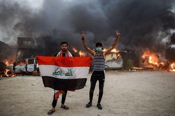 Répression mortelle en Irak, le premier ministre annonce sa démission