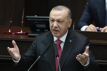 Retrait américain La Turquie sera «le seul pays fiable» en Afghanistan, dit Erdogan)