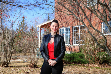 Jessica Harnois, sommelière: «Le MBA m'a amenée àcomprendre le langage des affaires»