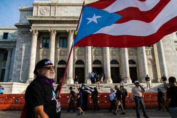 Porto Rico s'enfonce encore davantage dans la crise politique