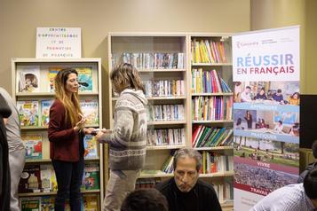 Apprentissage du français: «Bienvenue» àConcordia