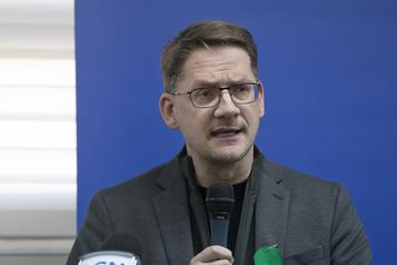 Relance économique: le député Sylvain Gaudreault appelle à un «plan Marshall du 21esiècle»