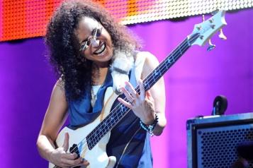 Cinq ans après sa mort Prince vu par sa bassiste montréalaise)