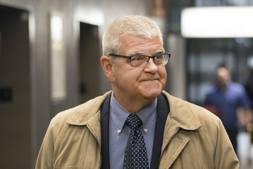 L'ex-DG de la SQ Richard Deschesnes acquitté