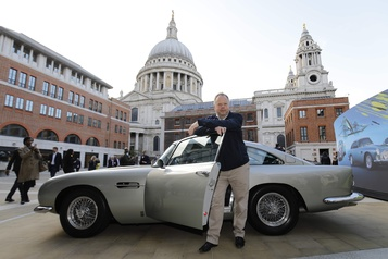 Départ du DG d'Aston Martin, remplacé par le patron de Mercedes-AMG)
