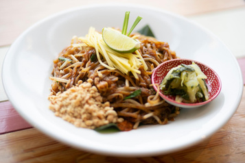 La Thaïlande authentique chez Kwai