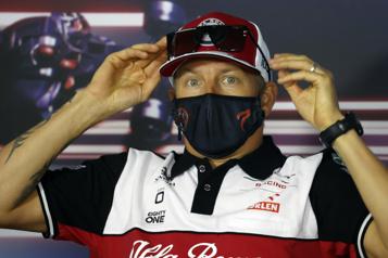 Formule 1 Kimi Raikkonen se retirera à la fin de la saison)