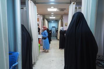 COVID-19 en Irak Plus de 12000cas en 24heures, un record )