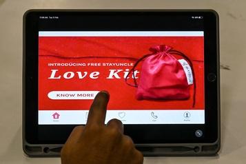 Inde: des applications pour faciliter l'intimité des amoureux