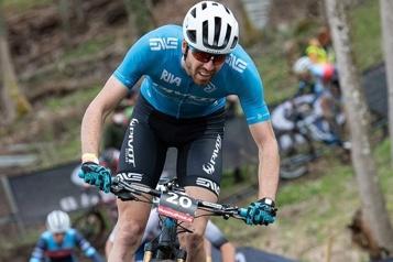 Vélo de montagne Léandre Bouchard termine 27e à la Coupe du monde de Snowshoe)