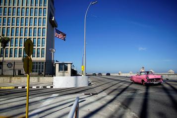 Les cerveaux des diplomates américains à Cuba «ont subi quelque chose»