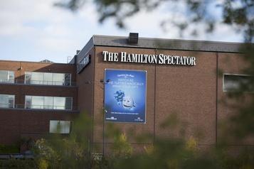 Torstar vend l'immeuble du Hamilton Spectator pour 25,5 millions