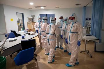 Espagne Un hôpital face à la crainte de revivre la même «horreur»)