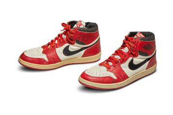 Vent de folie sur tout ce qui touche à Michael Jordan)
