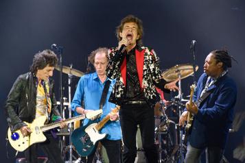 Lucrative tournée pour les Rolling Stones