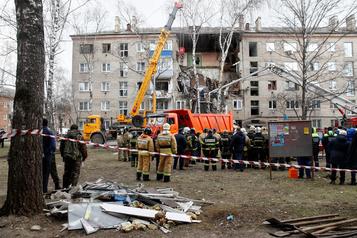 Russie: explosion dans un immeuble en plein confinement, deux morts