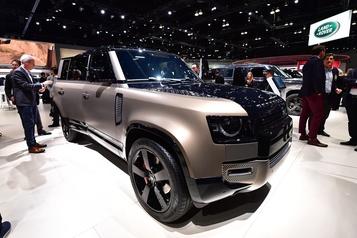 Jaguar–Land Rover : le retour d'uneicône